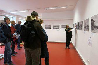 Führungen durch die Ausstellungen vom Museum Prora Zentrum im KdF-Bau bei Binz auf Rügen