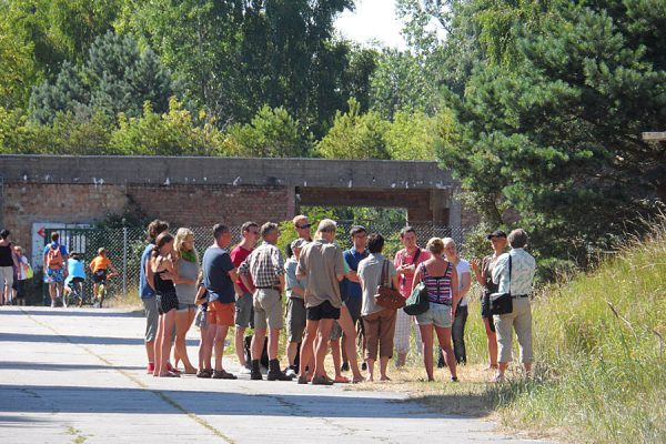 Geführter Geländerundgang vom Museum Prora Zentrum über die KdF-Anlage bei Binz auf Rügen