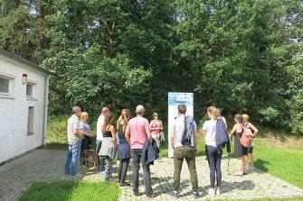Führungen vom Museum Prora Zentrum über das KdF-Gelände beim Ostseebad Binz auf Rügen