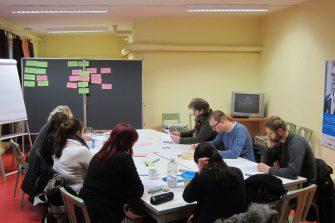 Bildungsangebote für Schulklassen im Prora Zentrum beim KdF-Gelände in der Nähe von Binz auf Rügen