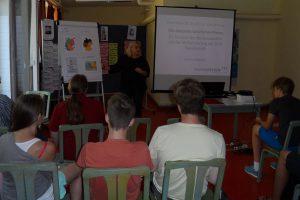 Seminare und Vorträge im Prora Zentrum auf dem KdF-Gelände bei Binz auf Rügen