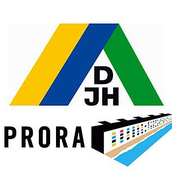 Logo von der Jugendherberge in Prora auf Rügen