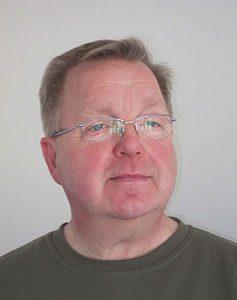 Mitarbeiter Hans Jürgen Plautz vom Prora Zentrum – Museum in Prora auf Rügen