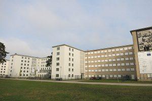 Museum Prora Zentrum im KdF-Gebäude auf der Insel Rügen informiert über die DDR-Geschichte