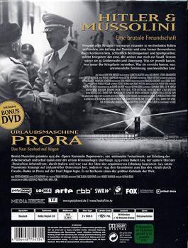 """DVD """"Urlaubsmaschine Prora"""" im Museum auf Rügen"""