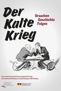 """Sonderausstellung """"Der kalte Krieg"""" im Museum Prora Zentrum auf der Insel Rügen"""