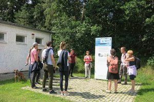 Geführte Rundgänge mit Informationen über den Militärstandort in Prora auf Rügen