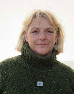 Mitarbeiterin Susanne Misgajski vom Prora Zentrum – KdF-Museum in Prora auf Rügen
