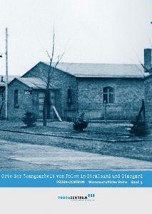 Band über die Orte der Zwangsarbeit von Polen in Stralsund und Stargard vom Prora Zentrum auf Rügen