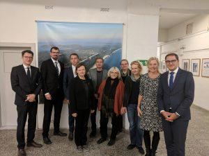 Gruppenbild Mitgliederversammlung Dachverein BDP, 23.11.2018