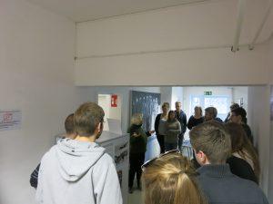 Blockseminar zu Besuch in Prora