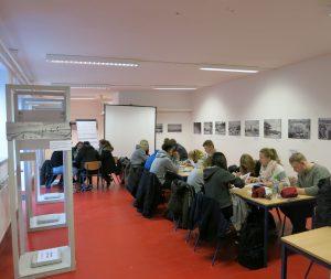 NS-Projekttage der Regionalen Schule Binz im PRORA-ZENTRUM