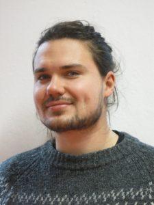 Mitarbeiter Philipp Bayerschmidt