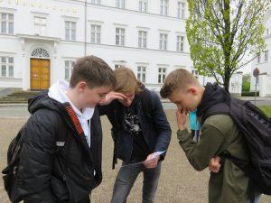 """Informationen über die ehemalige """"Napola"""" in Putbus"""