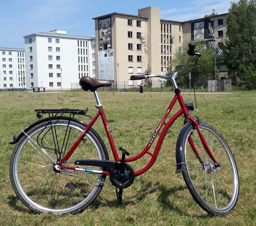 Mit dem Fahrrad durch die Geschichte Proras