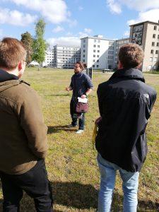 PRORA-ZENTRUM, Universität Greifswald