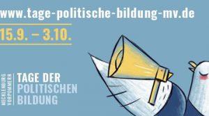 Tage-politische Bildung MV